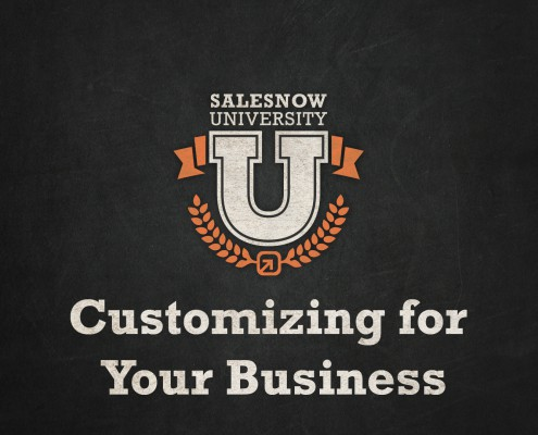 customizing for you business
